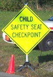 Child Safety Seat Checkpoint Image